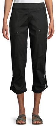 XCVI Aiden Tencel® Twill Crop Pants