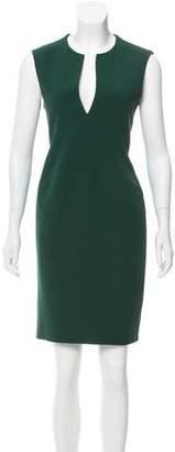 Celine Sleeveless Sheath Dress