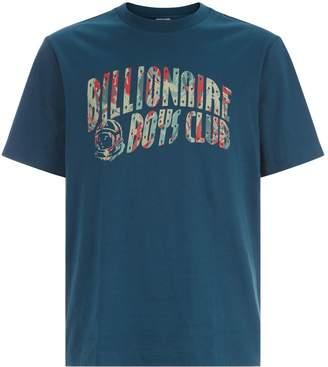 Billionaire Boys Club Lizard Camouflage Logo Printed T-Shirt
