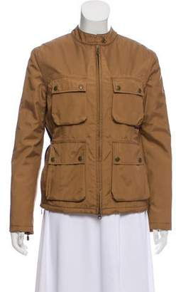 Belstaff Zip-Up Jacket