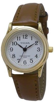 Crepha (クレファー) - [クレファー]CREPHA 婦人用腕時計 アナログ表示 5気圧防水 ホワイト TEV-1276-WTG レディース