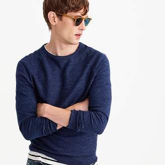 Slim rugged cotton sweater $59.50 thestylecure.com