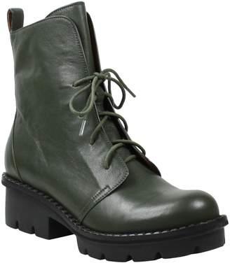 L'Amour des Pieds Fruma Lace-Up Boot
