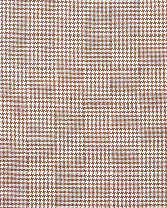 Tom Ford Slim-Fit Mini-Houndstooth Dress Shirt