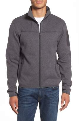 Arc'teryx 'Covert' Relaxed Fit Technical Fleece Zip Jacket
