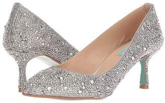 Betsey Johnson Blue by Jora Women's 1-2 inch heel Shoes