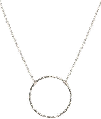 Dogeared KS2041 Medium Sparkle Karma reminder necklace