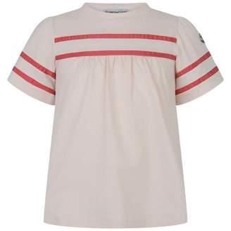Moncler MonclerGirls Pink Cotton Top