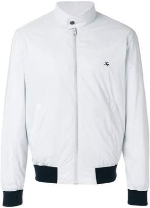Fay standing collar lightweight jacket