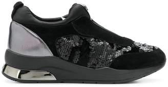 Liu Jo mixed textile sneakers