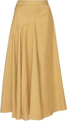 Palmer Harding palmer/harding Tilt Midi Skirt