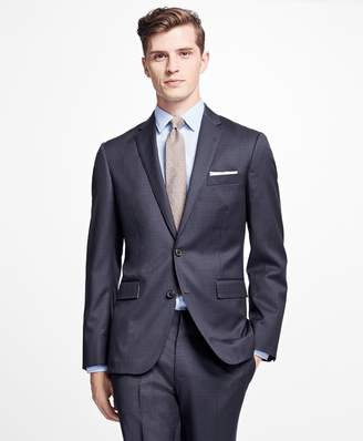 Brooks Brothers Checkered Stretch-Wool Sport Coat