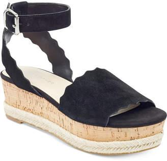 Marc Fisher Faitful Flatform Sandals Women Shoes