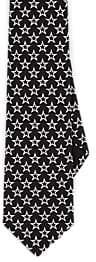 Givenchy MEN'S STAR-MOTIF SILK NECKTIE