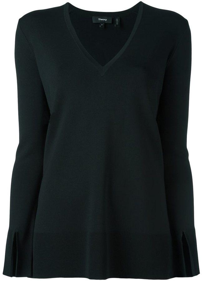 TheoryTheory V-neck sweater
