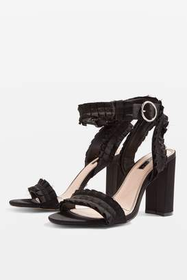 Topshop Ruby Two Part Sandals
