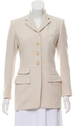 Ralph Lauren Tailored Wool Blazer