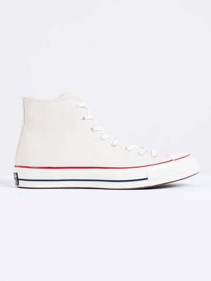 Converse Unisex Chuck Taylor All Star 70 High Top Sneakers in Off White