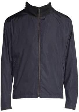 HUGO BOSS Water Repellant Nylon Jacket