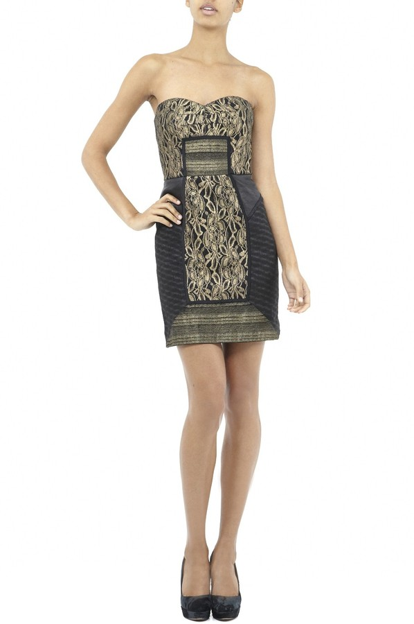 Nicole Miller Whiskey Sour Dress