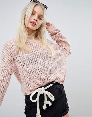 Hollister Oversized Knit
