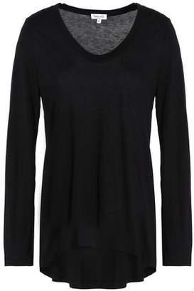 Splendid Slub Supima Cotton And Micromodal-Blend Jersey Top