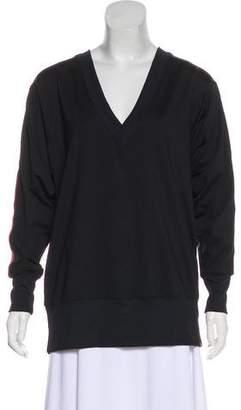 Koral Long Sleeve V-Neck Sweater
