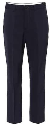 Miu Miu Wool trousers
