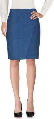 Giuliano Fujiwara Knee length skirts - Item 35296809