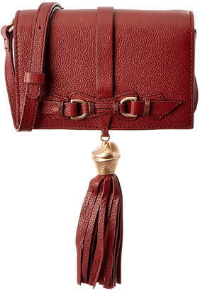 Foley + Corinna Leather Bo Crossbody Bag