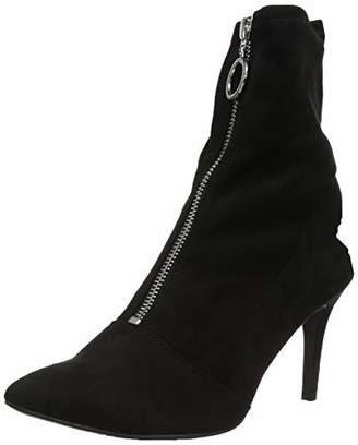 New Look Women's Circle 5880784 Ankle Boots (Black 1), 3 (36 EU)