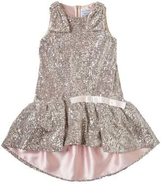 Mimisol SEQUIN EMBELLISHED PARTY DRESS