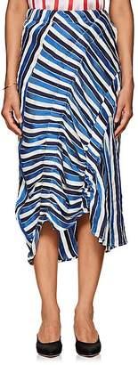 Zero Maria Cornejo Women's Elise Striped Skirt