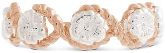 Olivia Burton Flower Show Rope Ring
