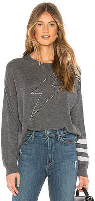 Sundry Cashmere Blend Crew Neck Sweater