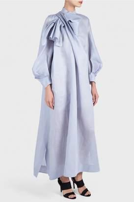 Dice Kayek Long Sleeve Dress