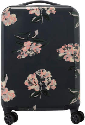 Cath Kidston Spring Bloom Scattered Hard Shell Cabin Suitcase