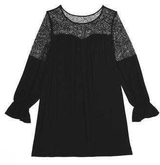 Pink Label Paris Long Sleeve Dress
