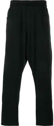 Haider Ackermann cropped track pants