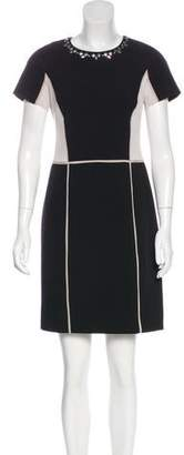 Rebecca Taylor Colorblock Sheath Dress w/ Tags