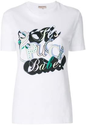 Emilio Pucci It's Pucci Babe T-shirt