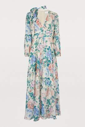 Zimmermann Verity linen dress