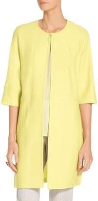 St. John Hannah Knit Dolman Sleeve Jacket