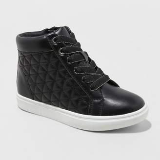 Cat & Jack Girls' Meagan Hightop Sneakers