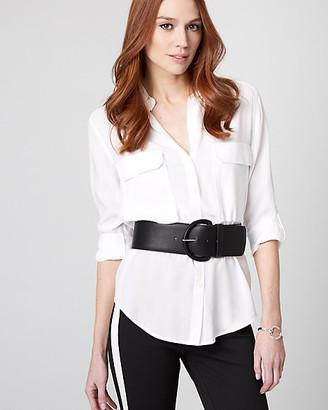 3642f32f7 Black Wide Belts For Women - ShopStyle Canada