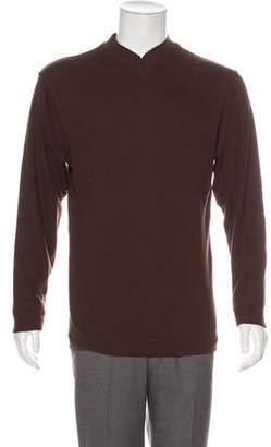 Kenzo Pullover V-Neck Neck Sweater