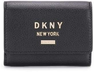 DKNY foldover wallet