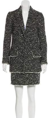Dolce & Gabbana Wool Skirt Suit w/ Tags