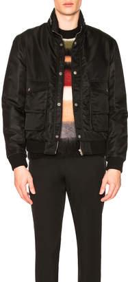Saint Laurent Front Button Closure Jacket