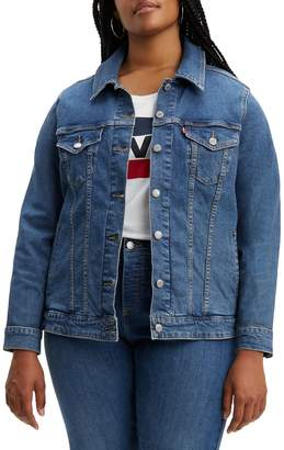 Levi's Plus Original Trucker Denim Jacket